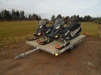ONLY 2 LEFT! 2012 SKIDOO  GRAND TOURING 550F