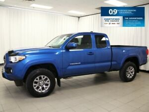 2016 Toyota Tacoma SR5 - ONE OWNER FRESH TRADE!!!!