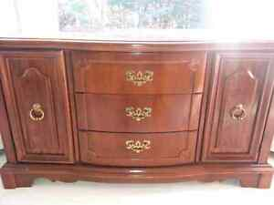 French provincial antique wood furniture