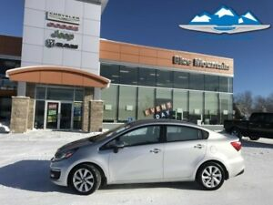 2016 Kia Rio   TWO SETS OF TIRES, SAT RADIO, BACKUP CAM