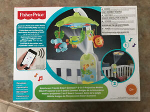Fisher-Price Smart Projection Mobile