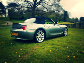 BMW Z4 2008 FULL SERVICE HISTORY Repost / incorrect contact number