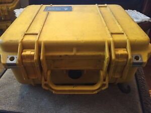 Used - Pelican Case $20 each. Model 1400. (No Rubber on Handle)