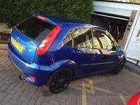 Ford Fiesta st 2.0 150