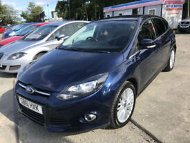 61 REG Ford Focus 1.6 TI-VCT ( 125ps ) Zetec