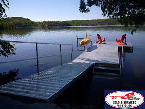 All Aluminum Docks by Legend Manufacturing