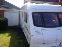 Ace jubilee 6 berth fixed bunks