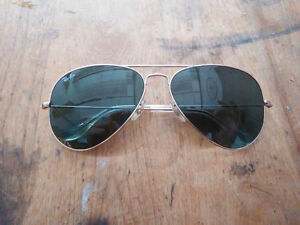 Lunette Ray-Ban aviator classic