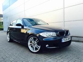 2006 56 reg BMW 120d + M SPORT BODY KIT + M SPORT LEATHER + TLC REQUIRED