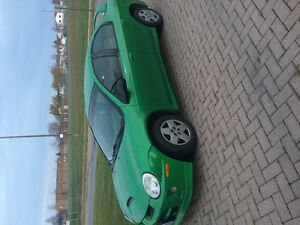 2004 Dodge Neon(done up like a SRT modle painted custome green)
