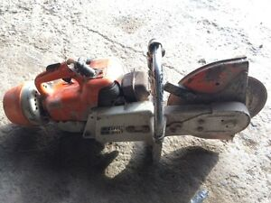 Stihl quick cut saw Cornwall Ontario image 2