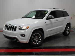 2015 Jeep Grand Cherokee Overland   - Cooled Seats -  Heated Sea