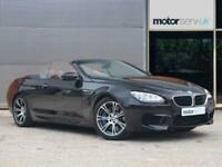 2014 14 BMW M6 4.4 M6 2D 553 BHP Convertible