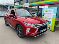 2018 Mitsubishi Eclipse Cross 1.5 3 5dr CVT HATCHBACK Petrol Automatic