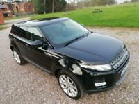 Land Rover Range Rover Evoque 2.2SD4 ( 190bhp ) 4WD 2014MY Pure Tech Pan roof