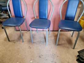 Commercial cafe/bar chairs Large quantitys