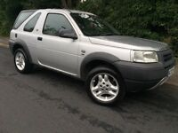 LANDROVER FREELANDER - FOUR WHEEL DRIVE - 4x4 - CLEAN - RELIABLE