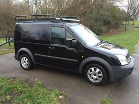 57 plate Ford Transit Connect 1.8 tdci T200 LX **full 12 months mot**