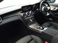 2021 Mercedes-Benz C Class C220d AMG Line Edition Premium 2dr 9G-Tronic Auto Con