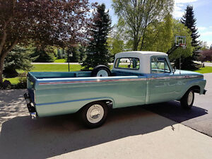 1964 Ford F100 Classic Collector