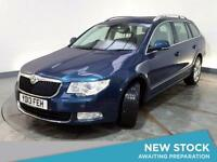 2013 SKODA SUPERB 2.0 TDI CR 170 Elegance 5dr