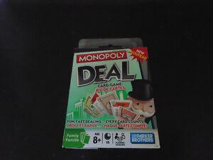 Monopoly card game. London Ontario image 1