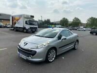 2007 Peugeot 207 CC 1.6 16v GT 2dr Convertible Petrol Automatic
