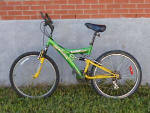 2 Vélos de montagne à vendre
