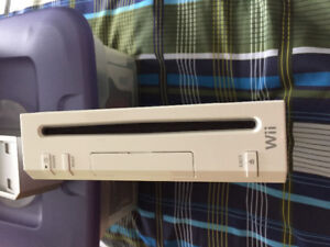 Wii system + games/accessories