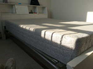 Free double size box spring