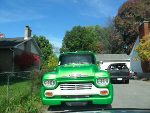 1958 Chevrolet Other Pickups xl Pickup Truck