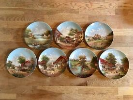 Collectible German Plates