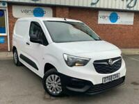 2019 Vauxhall Combo 1.6 L1H1 2000 EDITION S/S 101 BHP PANEL VAN Diesel Manual
