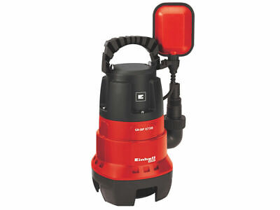 EINHELL 370W SUBMERSIBLE CLEAN DIRTY WATER PUMP 9,000 LPH AUTOMATIC FLOOD PUMP