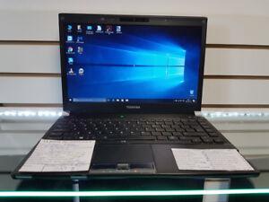 Laptop Toshiba i5 3iem et 4iem génération HDMI 6 mois garantie