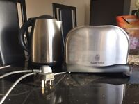 Russell Hobbs kettle & toaster set
