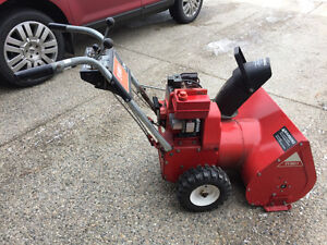 Toro Snowblower
