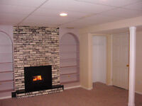 Large Two Bedroom Suite in Cedarbrae; available Nov. 1st!