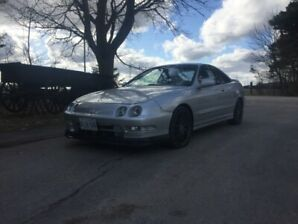 1997 Acura Integra Never Seen Winter Low KMs lots of extra parts