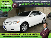 Toyota Camry Sedan - ODSP and AZ Driver Income Accepted.