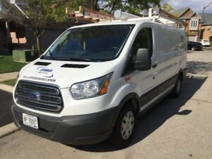 2016 Ford Transit 150 Van, Eco Boost