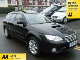 Subaru Outback 2.0 D RE 5dr (leather) Estate Diesel Manual