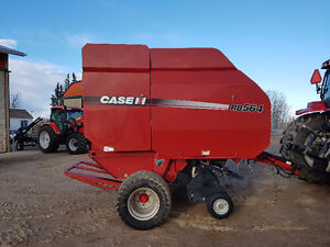 2008 Case RB564 - Only 11,064 bales!  Great Condition!