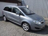 2010 Vauxhall Zafira 1.9 CDTi Elite [150] 5dr 5 door MPV