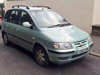1 Owner Hyundai Matrix 1.6 GSI - Spares Or Repair Only