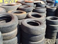 Quality Used/Part Worn Tyres For Export