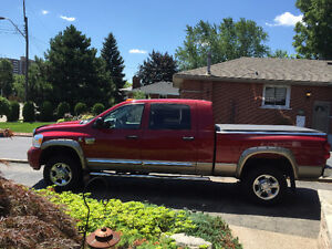 Truck and 5th wheel combo
