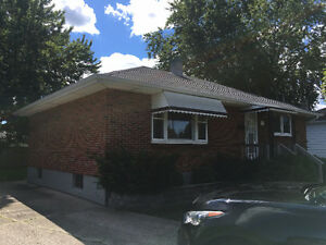 Beautiful Brick Bungalow For Rent in Great Neighbourhood