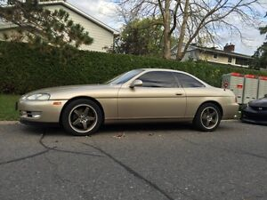 93 Lexus SC400 With AC MUST SEE!!!!!!