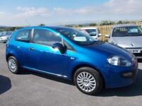 2010 Fiat Punto Evo 1.4 8v Active 3dr
